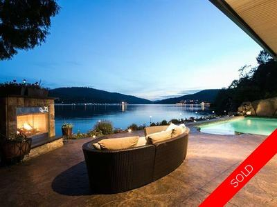 Ioco North Shore Port Moody Waterfront for sale:  5 bedroom 6 sq.ft. (Listed 2018-11-21)