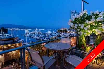 Coal Harbour Condo for sale:  3 bedroom 2,237 sq.ft. (Listed 2019-09-13)