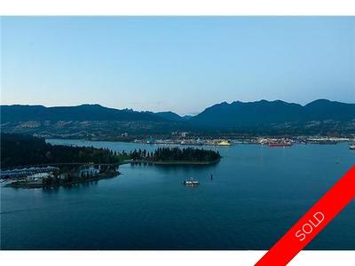 Coal Harbour Condo for sale:  2 bedroom 2,438 sq.ft. (Listed 2013-06-17)